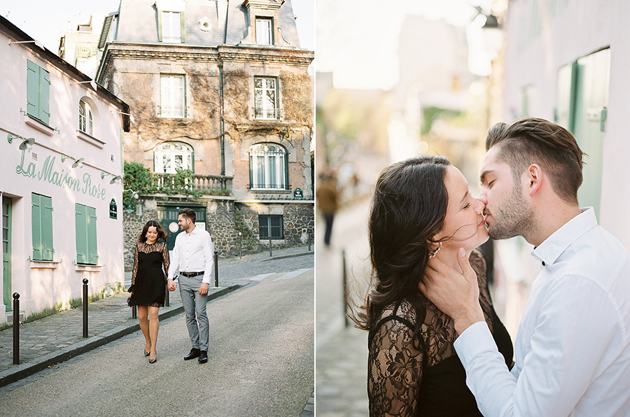 Germany fine art film wedding photographer | Kibogo Photography | Paris engagement session24.jpg