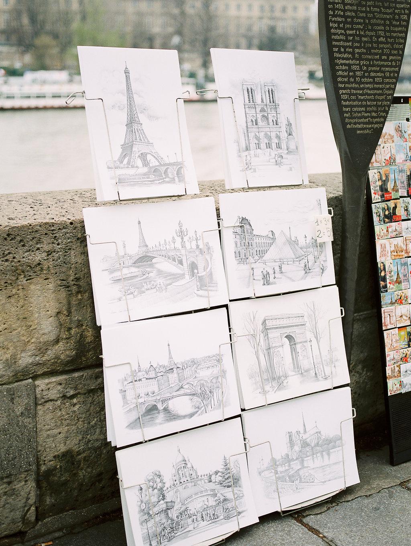 Germany fine art film wedding photographer | Kibogo Photography | Paris engagement session15.JPG