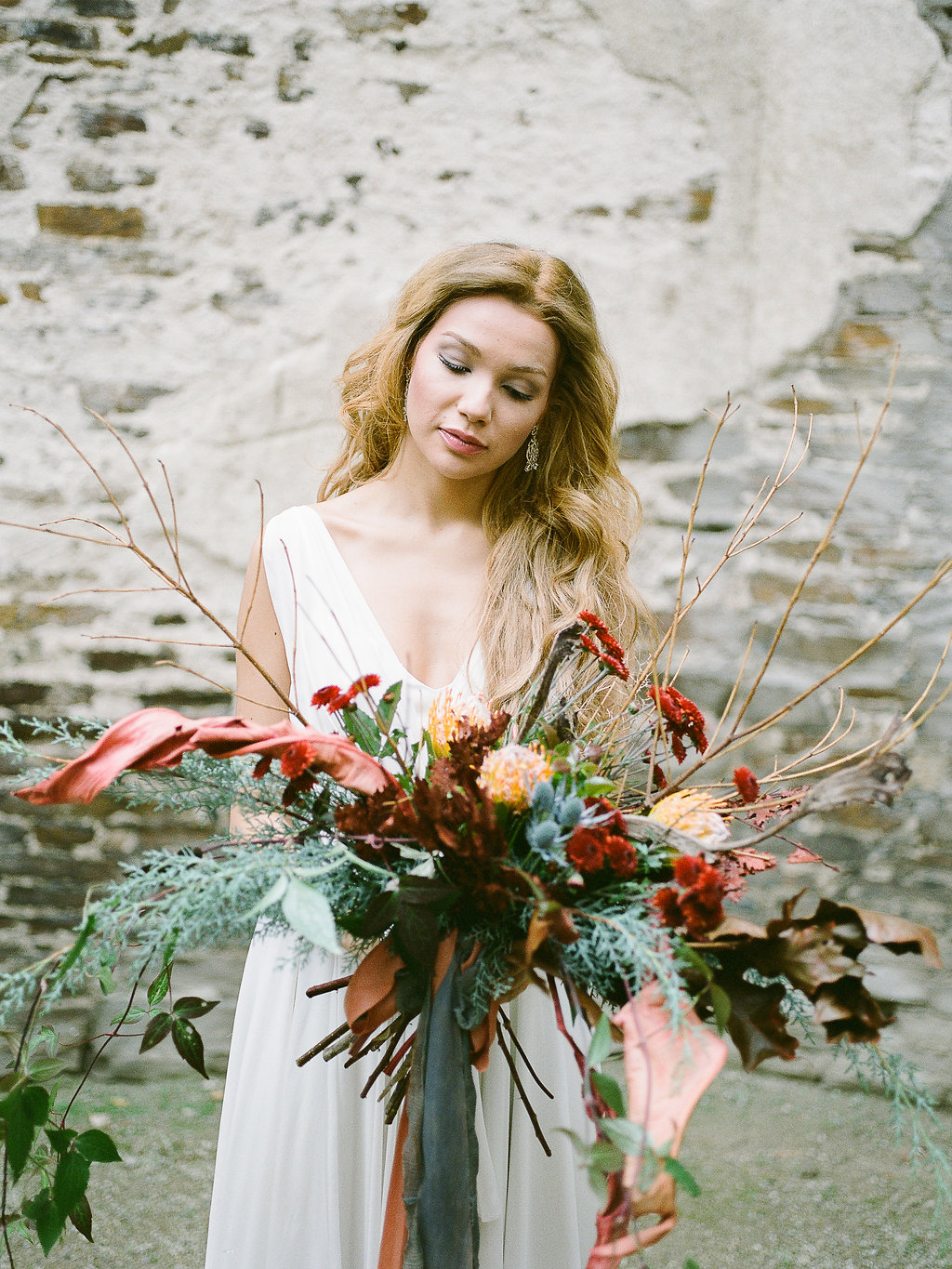 Destination fine art film wedding photographer Tanja Kibogo | autumnal bridal session73.JPG
