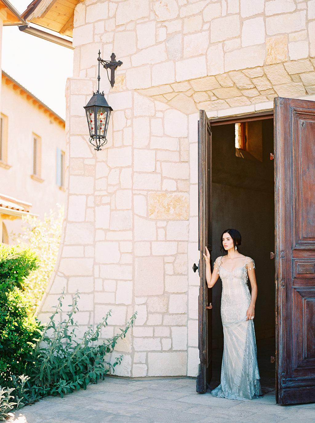 Paso Robles California - Allegretto Resort and Vineyards - Bridal Session - fine art film photographer Tanja Kibogo13.JPG