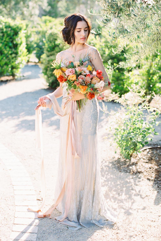 Paso Robles California - Allegretto Resort and Vineyards - Bridal Session - fine art film photographer Tanja Kibogo26.JPG