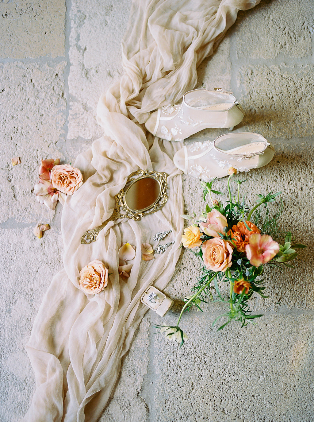 Paso Robles California - Allegretto Resort and Vineyards - Bridal Session - fine art film photographer Tanja Kibogo18.JPG