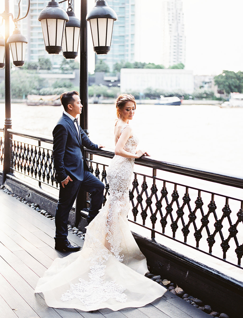 Luxe destination wedding in Jakarta and Bankok | fine art film wedding photographer Tanja Kibogo 5001.JPG