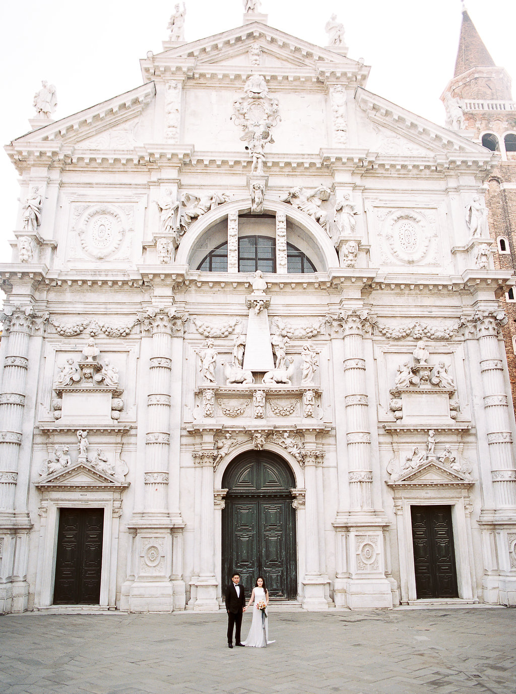 Destination pre-wedding session in Venice Italy | Tanja Kibogo photography film1.JPG