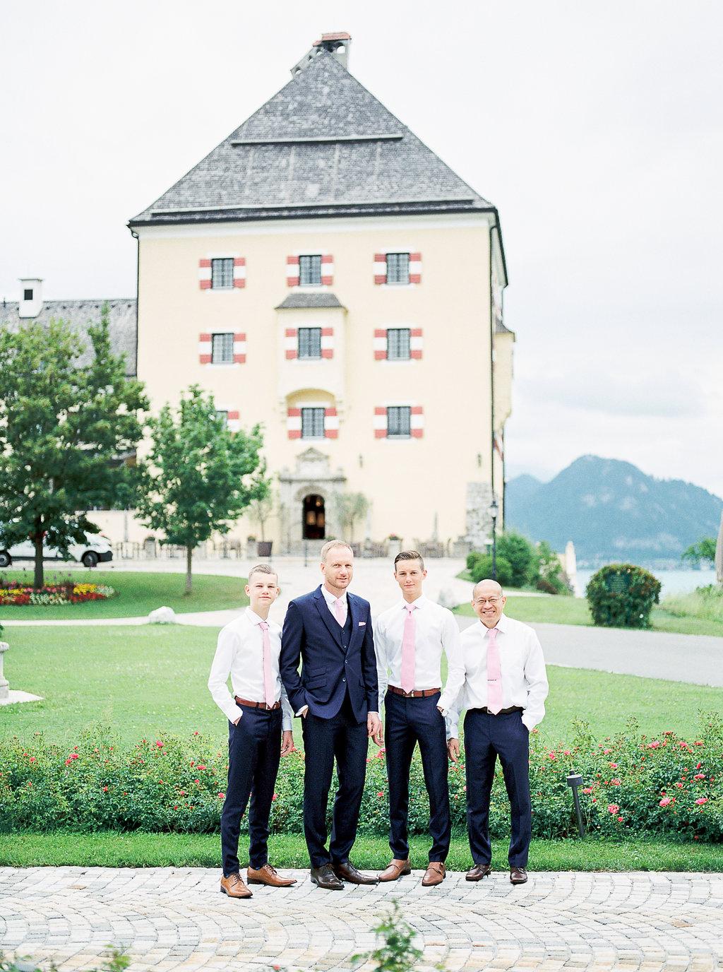 Luxe Navy and Pink Wedding at Schloss Fuschl in Austria by Tanja Kibogo4.JPG