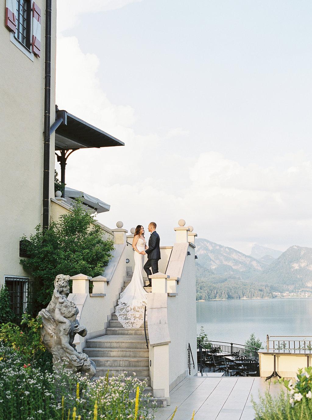 Luxe Navy and Pink Wedding at Schloss Fuschl in Austria by Tanja Kibogo11.JPG
