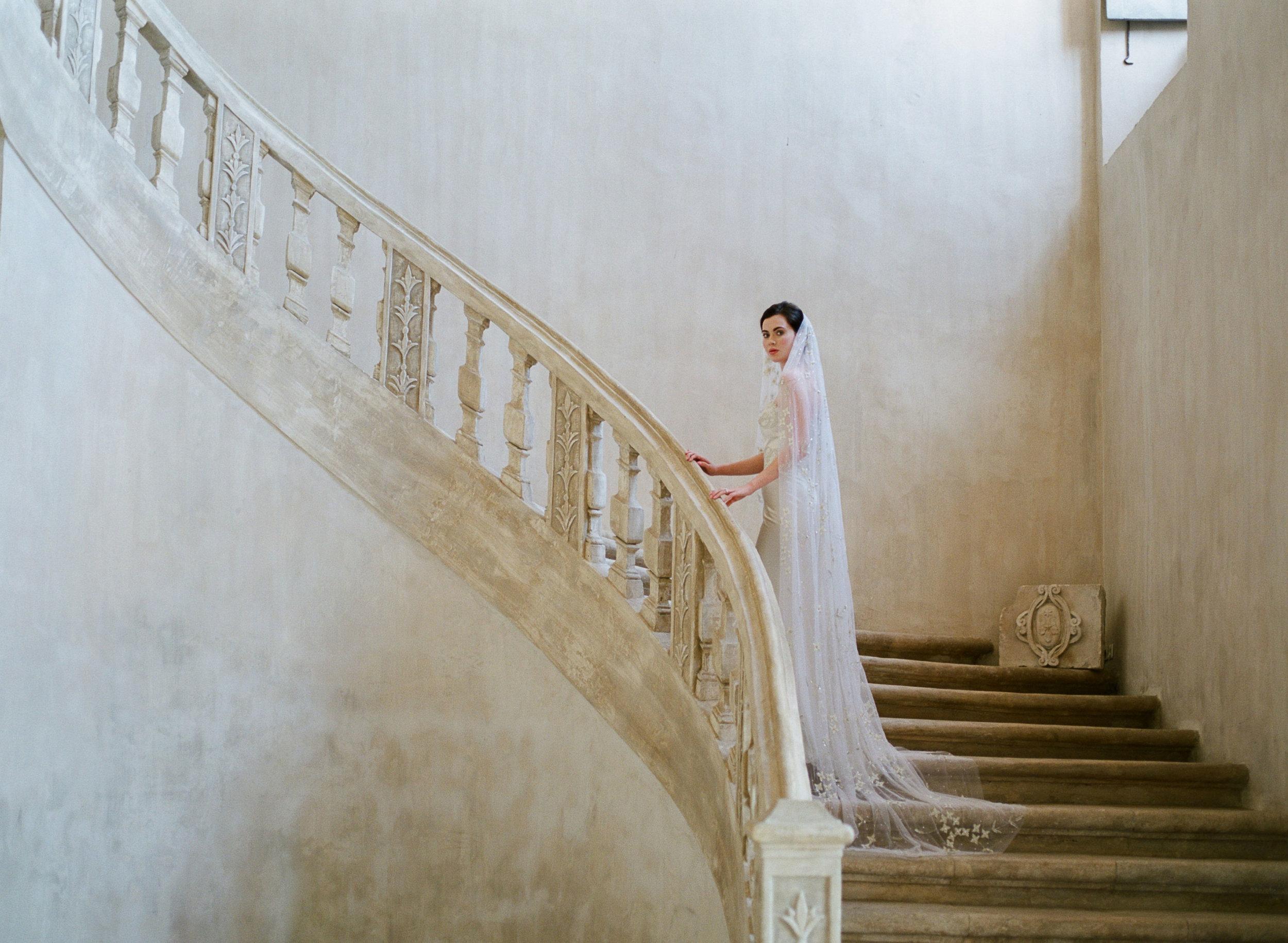 Gibson Bespoke and Tanja Kibogo | French Chateau destination fine art wedding photographer singles20.JPG