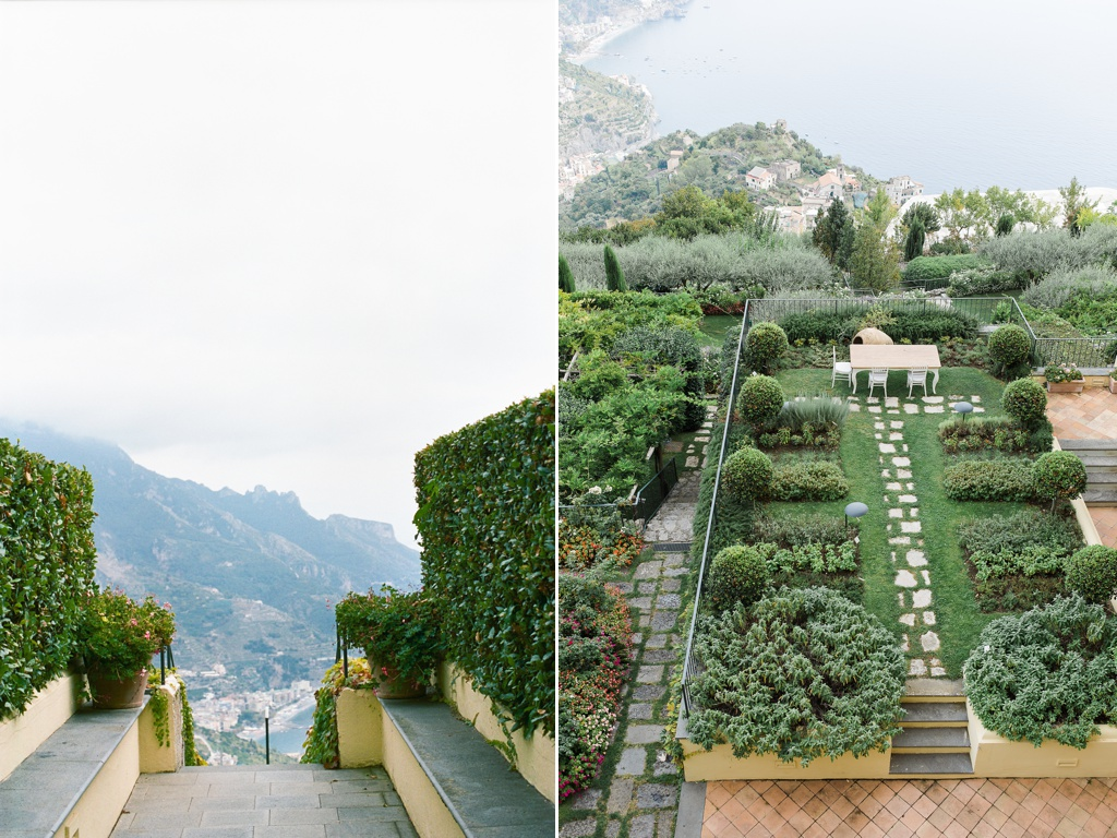 Hotel Belmond Caruso Wedding Venue | Tanja Kibogo