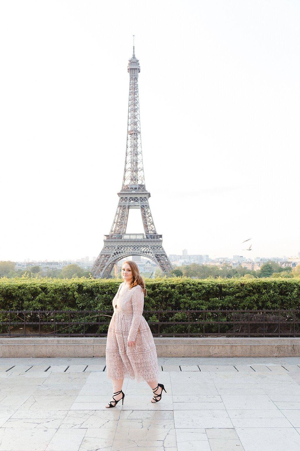 Brand Photoshoot For Hair And Makeup Artist Julia Goetz In Paris Tanja Kibogo