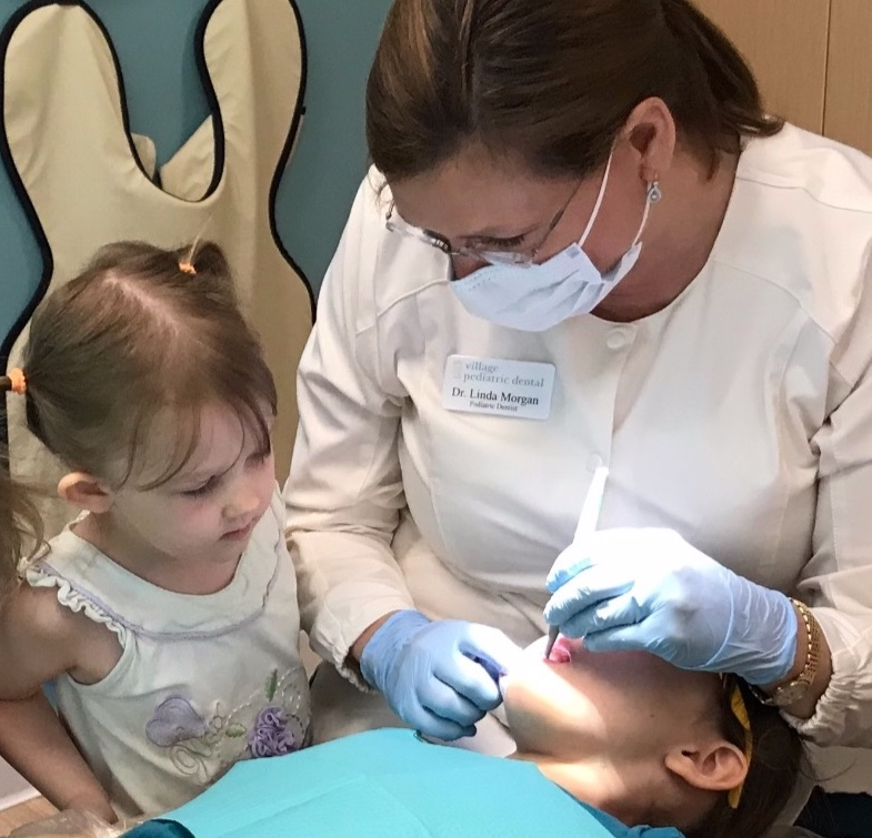 - Village Pediatric Dental sits at the intersection of technology and humanity. From our state-of-the-art Solea Laser, to the human touch and care of Dr. Morgan, our focus is ensuring that you and your family have an amazing experience that redefines what a trip to the dentist can be.