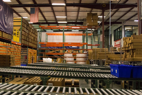 Fulfillment Center -