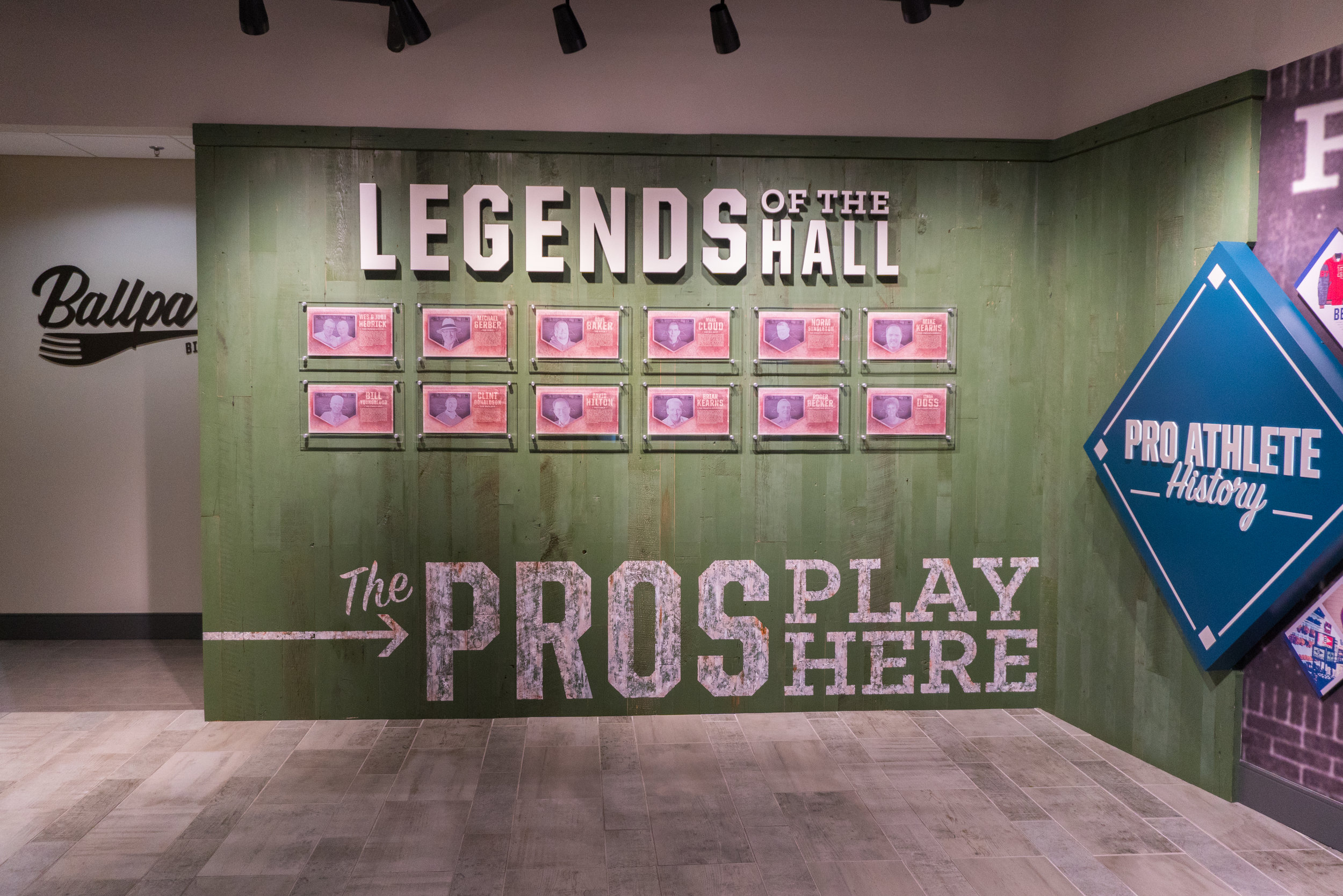 Legends Of The Hall -