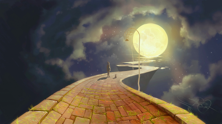 250081-moon-artwork-fantasy_art-path-cobblestone-street_light-clouds-night-cat-road-glowing-grass-digital_art-walking-Dragon_Ball_Z-748x421.png