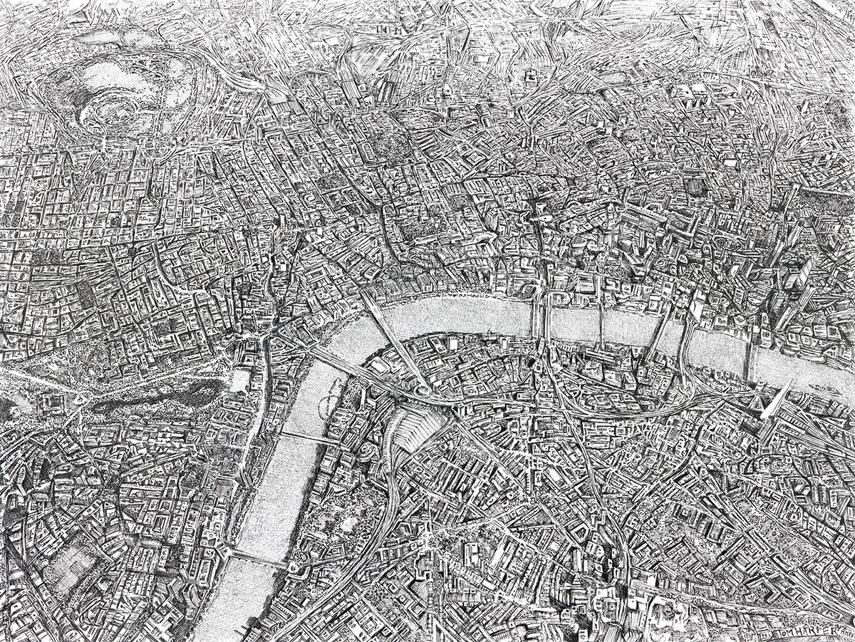 London Panorama A