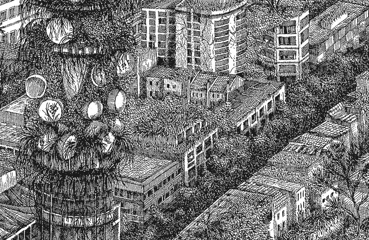 Urban Regeneration - Detail 02