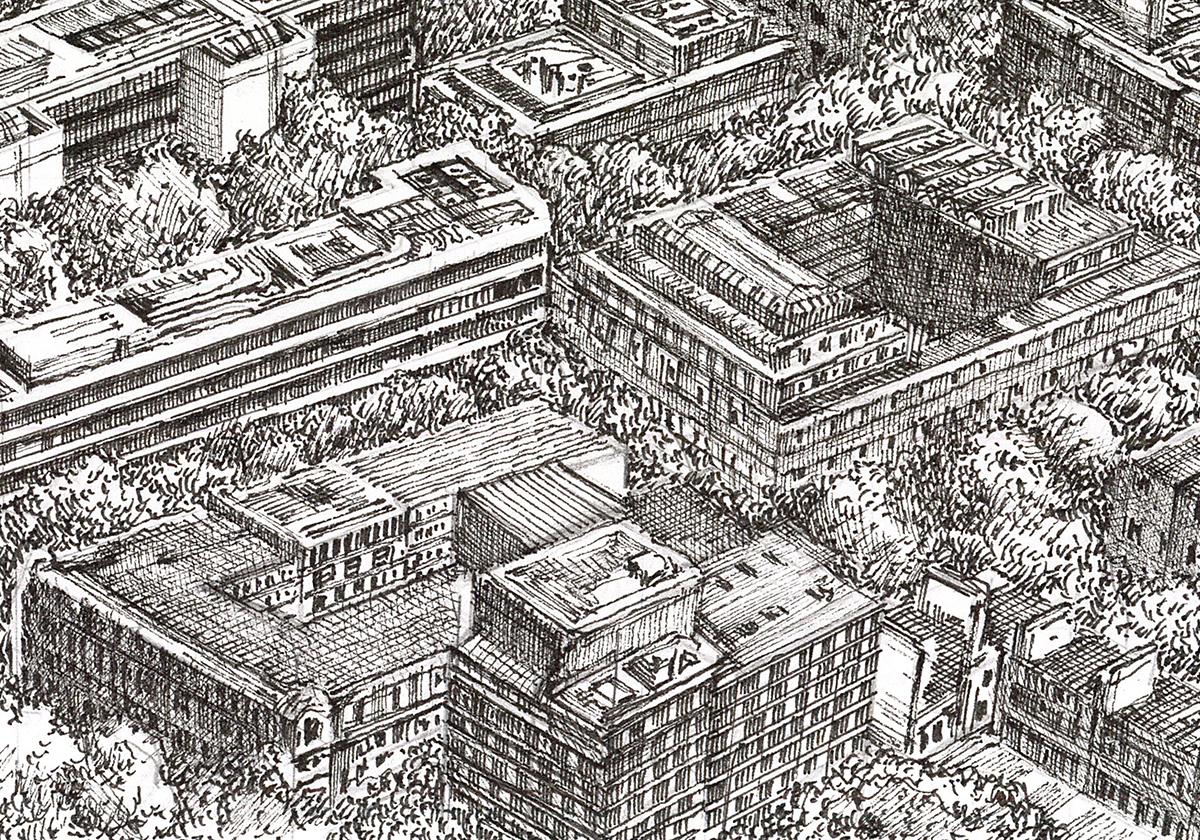 Garden Quarter - Detail 03
