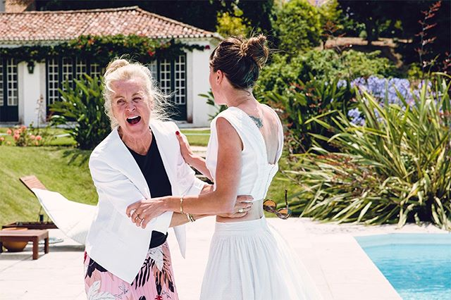 When the mother of the bride sees her daughter in her old (heavily customised) wedding dress! ⠀⠀⠀⠀⠀⠀⠀⠀⠀ .⠀⠀⠀⠀⠀⠀⠀⠀⠀ .⠀⠀⠀⠀⠀⠀⠀⠀⠀ .⠀⠀⠀⠀⠀⠀⠀⠀⠀ .⠀⠀⠀⠀⠀⠀⠀⠀⠀ #destinationwedding #weddingphotography #weddingphotographer #wedding #weddingday #love #bride #brideandgroom #weddinginspiration #weddingideas #weddingphotos #weddingphotographerfrome #weddingphotographersomerset #weddingdress #marriage  #happilyeverafter #junebugweddings #theknot #fearlessphotographer #huffpostweddings #casualwedding #diywedding #alternativewedding #relaxedwedding #bestfriend #documentaryweddingphotography