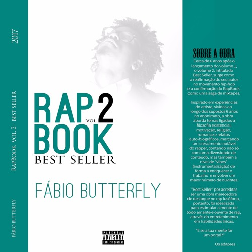 Fabio Butterly - Rap Book Best Seller Vol.2