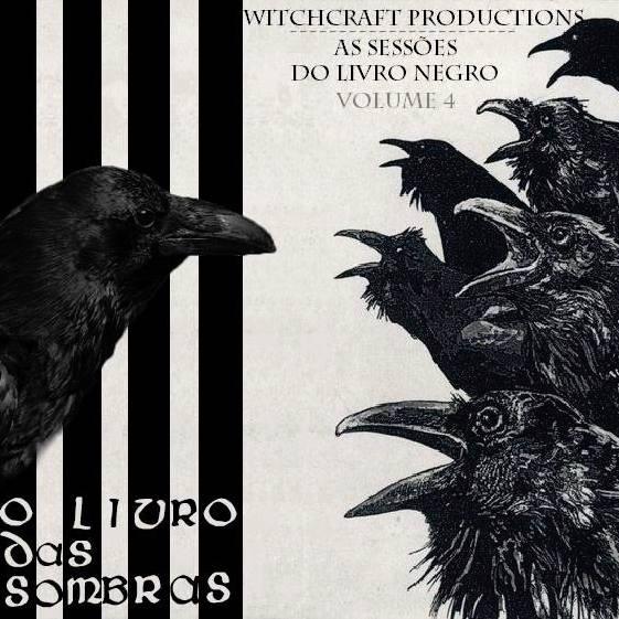 Vipe Mc - O livro das Sombras Vol. 4 - As sessões do livro negro