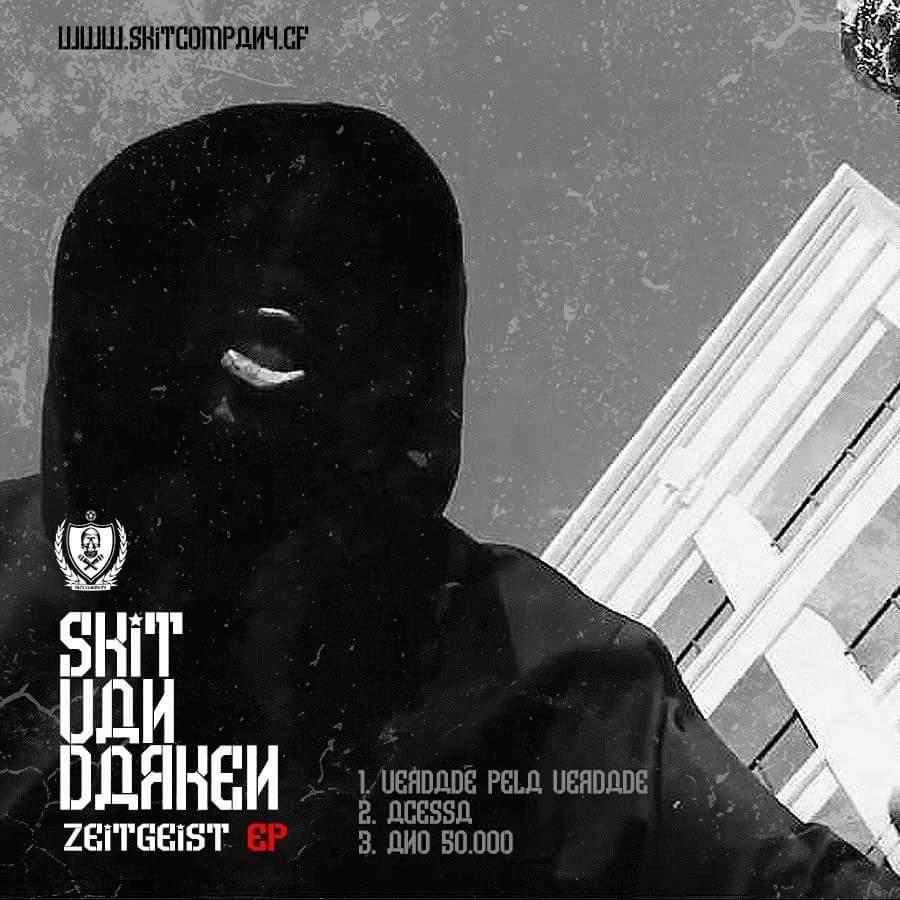 Skit Van Darken - Zeitgeist ep