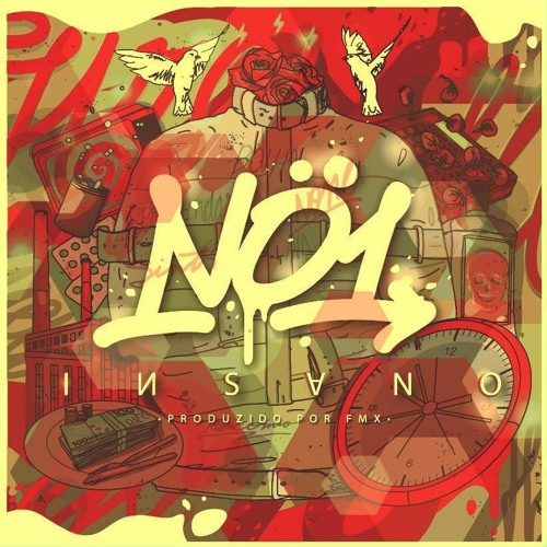 NO1 x FUMAXA - INSANO EP (RAW)