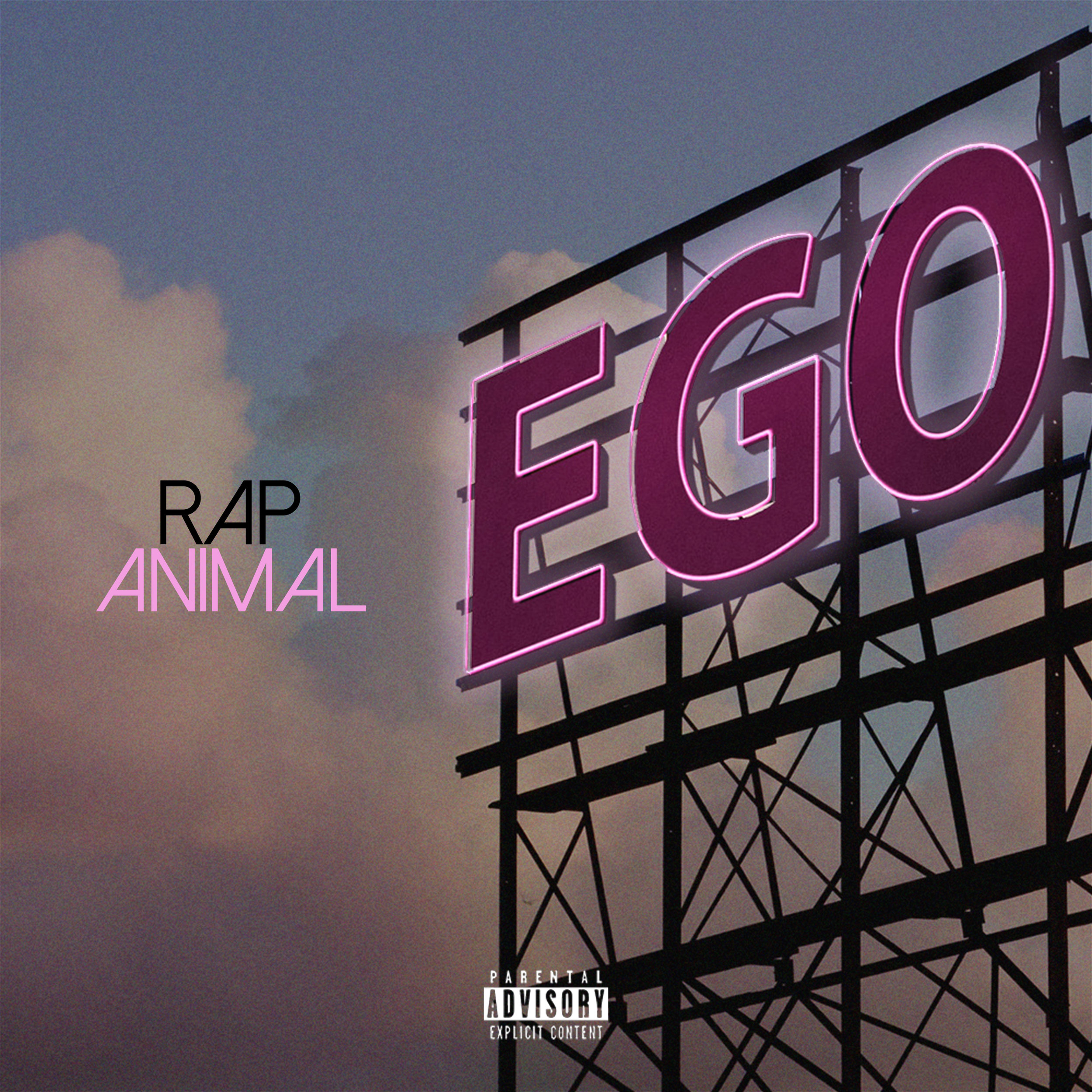 RAP ANIMAL - EGO