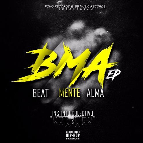 6. Instinto Colectivo - ep Beat, Mente e Alma
