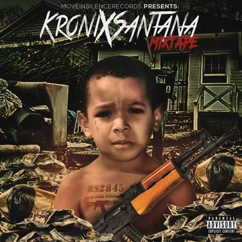 22. KronixSantana - mixtape KronixSantana
