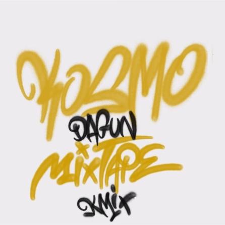 21. Kosmo Dagun - mixtape Kmixtape