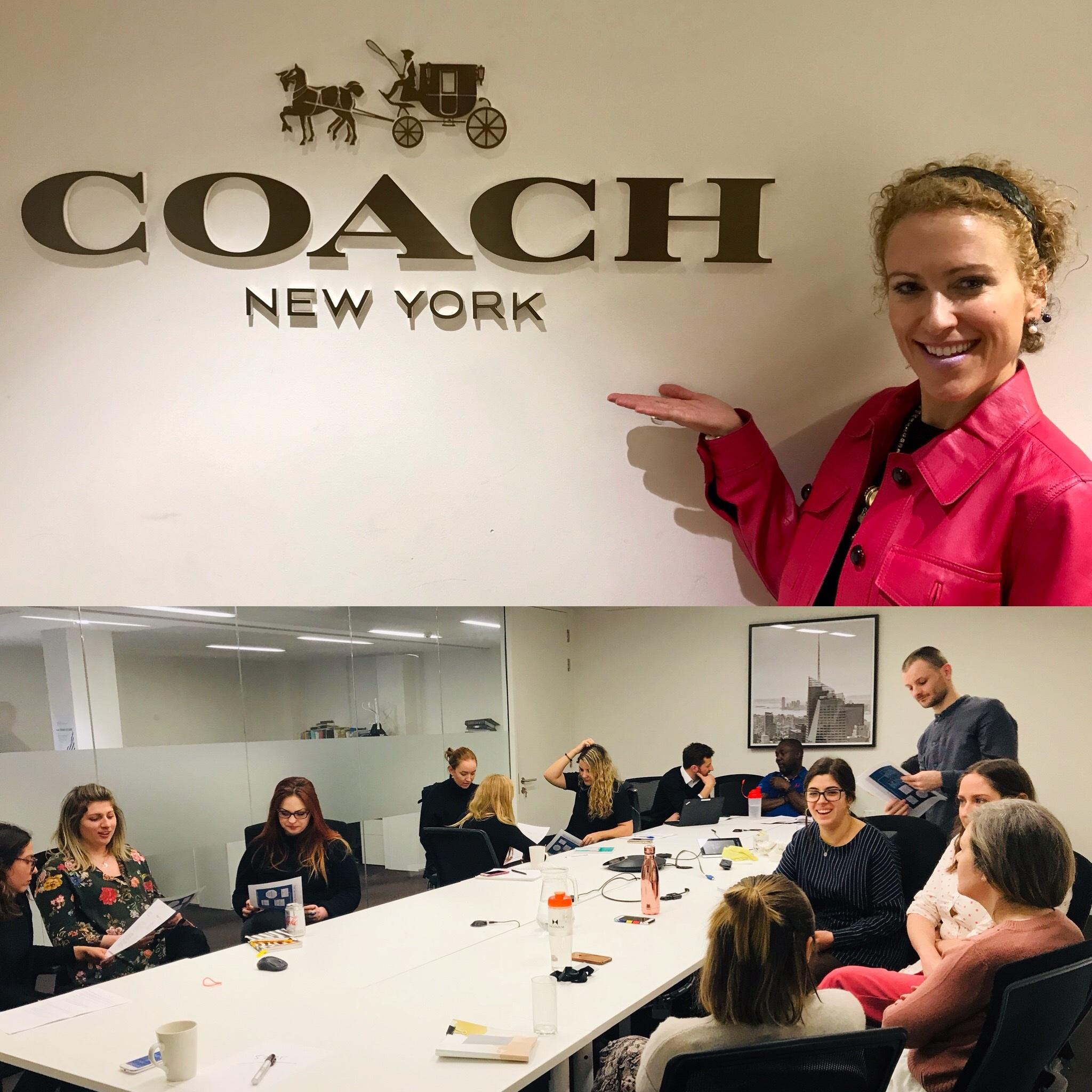 Group Coaching at COACH HQ