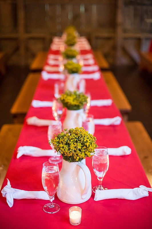 Malloy Weddings | New England wedding planner | welcome BBQ on Squam Lake