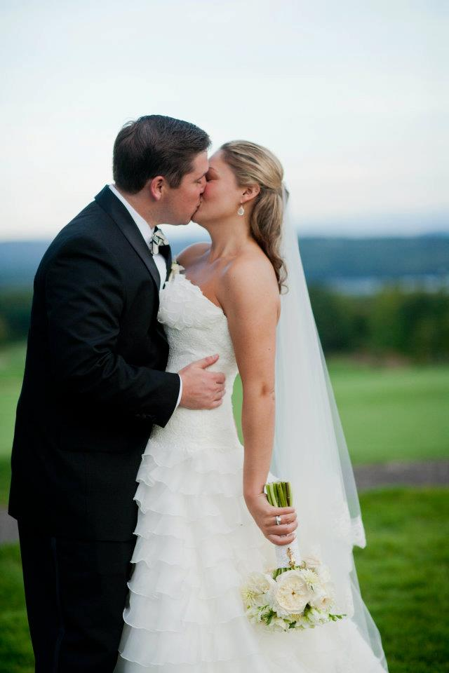 Malloy Weddings | New England wedding florist | Bald Peak Colony Club wedding, Lakes Region NH