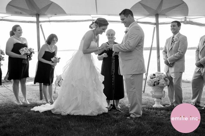 Malloy Weddings | New England wedding planner | Maine Weddings | Cumberland Foreside Maine