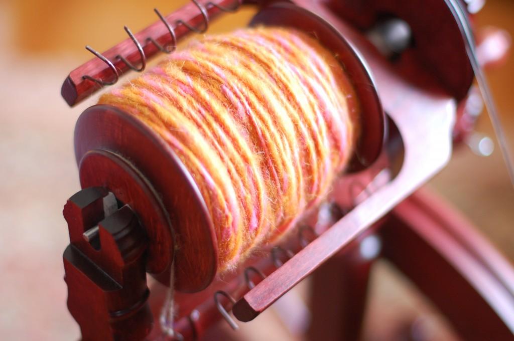 Traditional Style Kromski Sonata Spinning Wheel