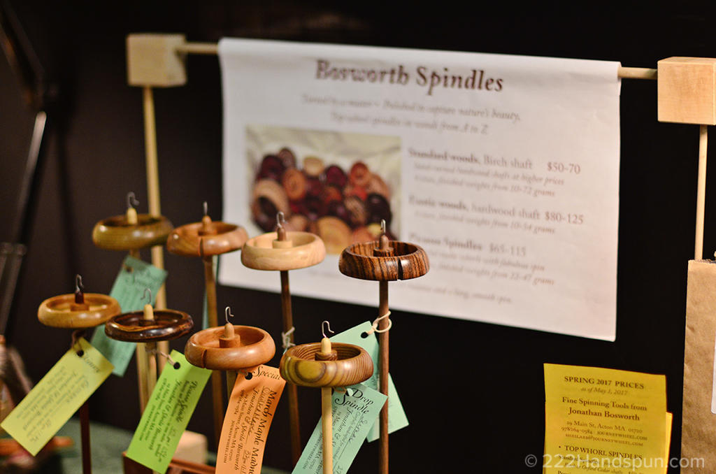 Bosworth Spindles MDSW 2017