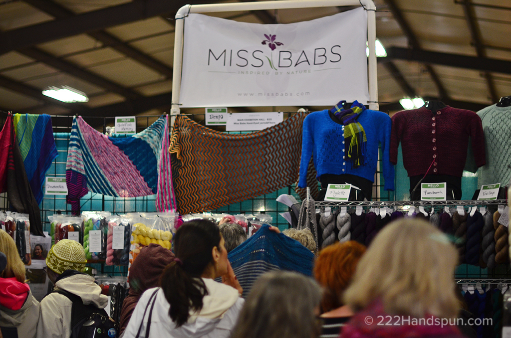 mdsw-17 Miss Babs Booth