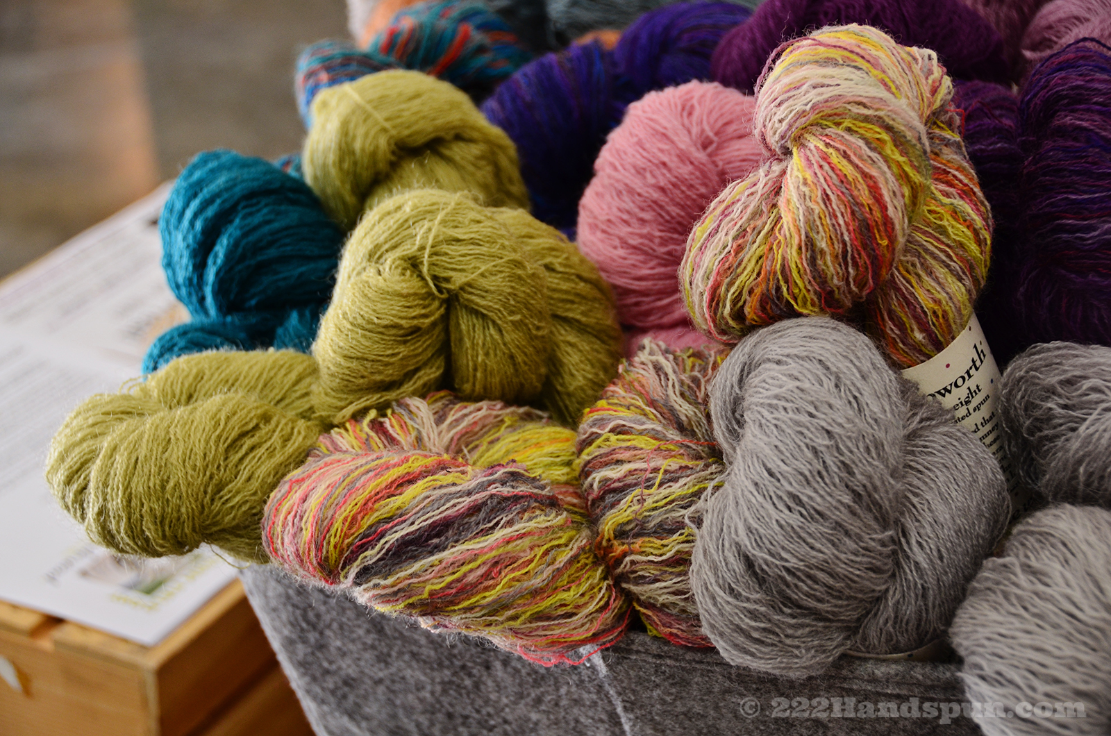 Solitude Wool