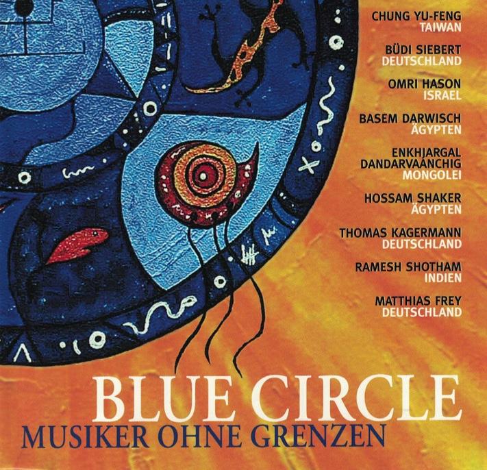 《藍⾊迴旋》Blue Circle  Release Date: 2012 Label:Heartmusic