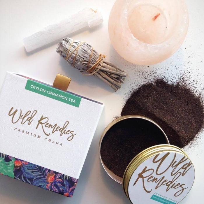Wild Remedies Chaga