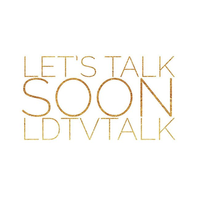 Join us for the premiere of LDtvTalk Wednesday, September 4th at 11:00 am est when we go live on Facebook @LDtvTalk  #cleanbeauty #holisticwellness