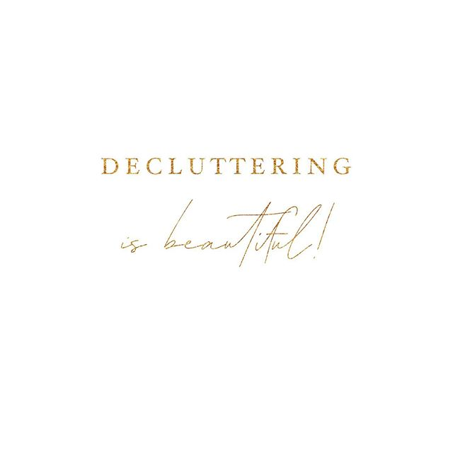 Join me, and my guest, Joanna Black today on Facebook at LDtv 11:00 am est, where we will talk about decluttering and the positive impact it can have on your life! #talktalk