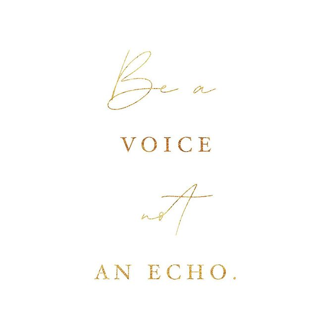 We can hear you! #authenticself