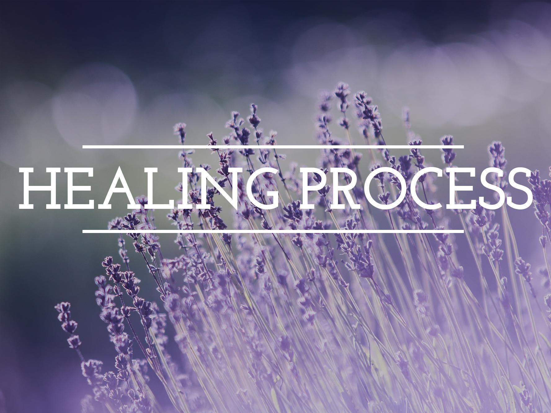 Chakra Healing Process
