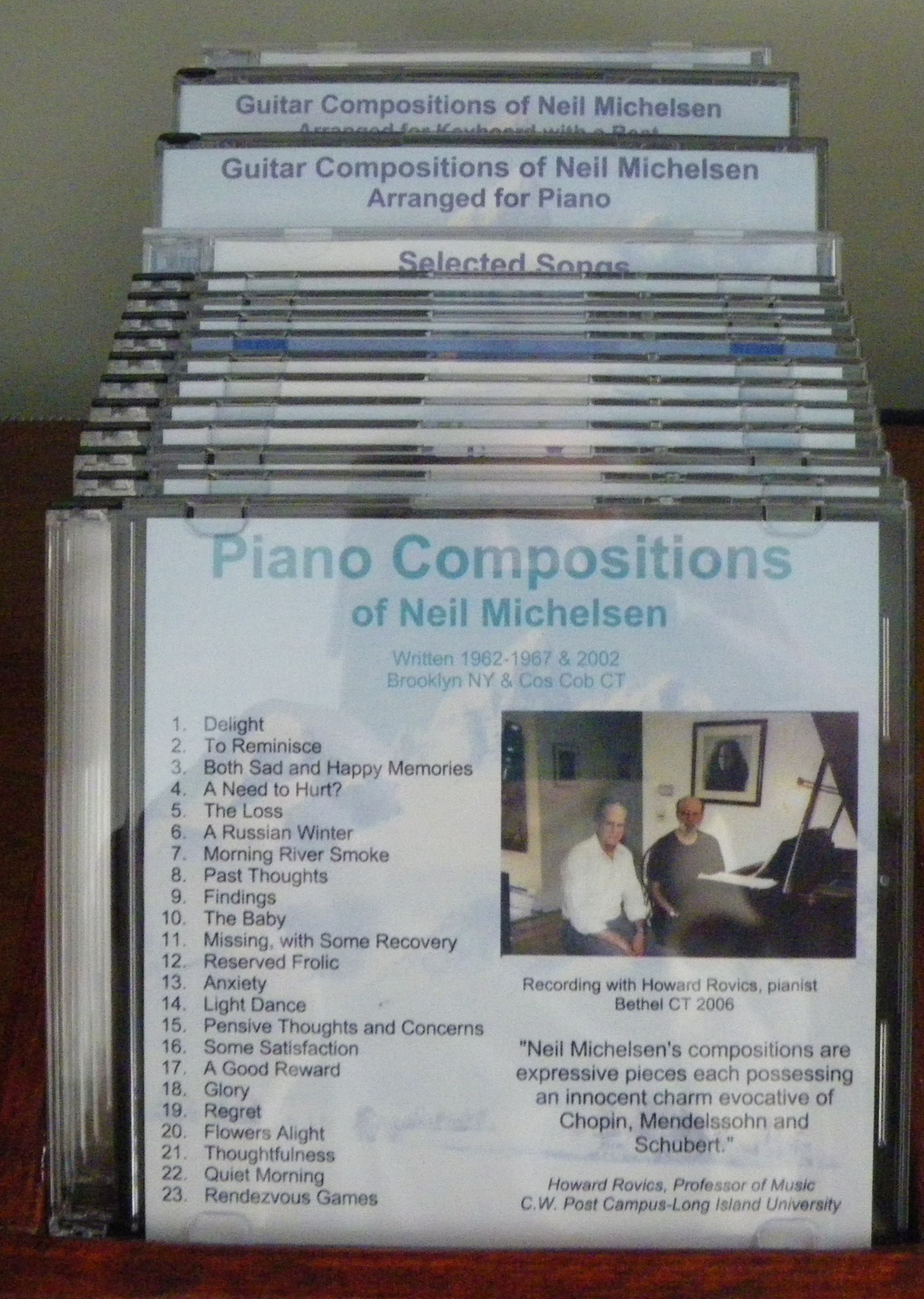 Music — Neil Michelsen