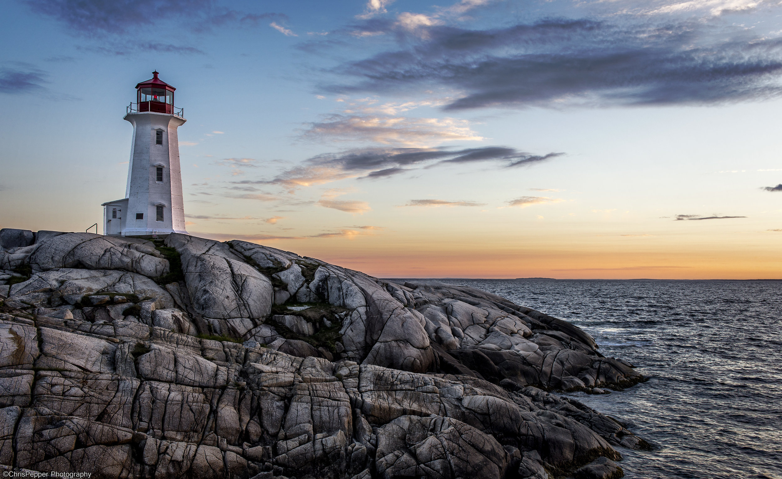 Peggys Cove Chris Pepper Photography