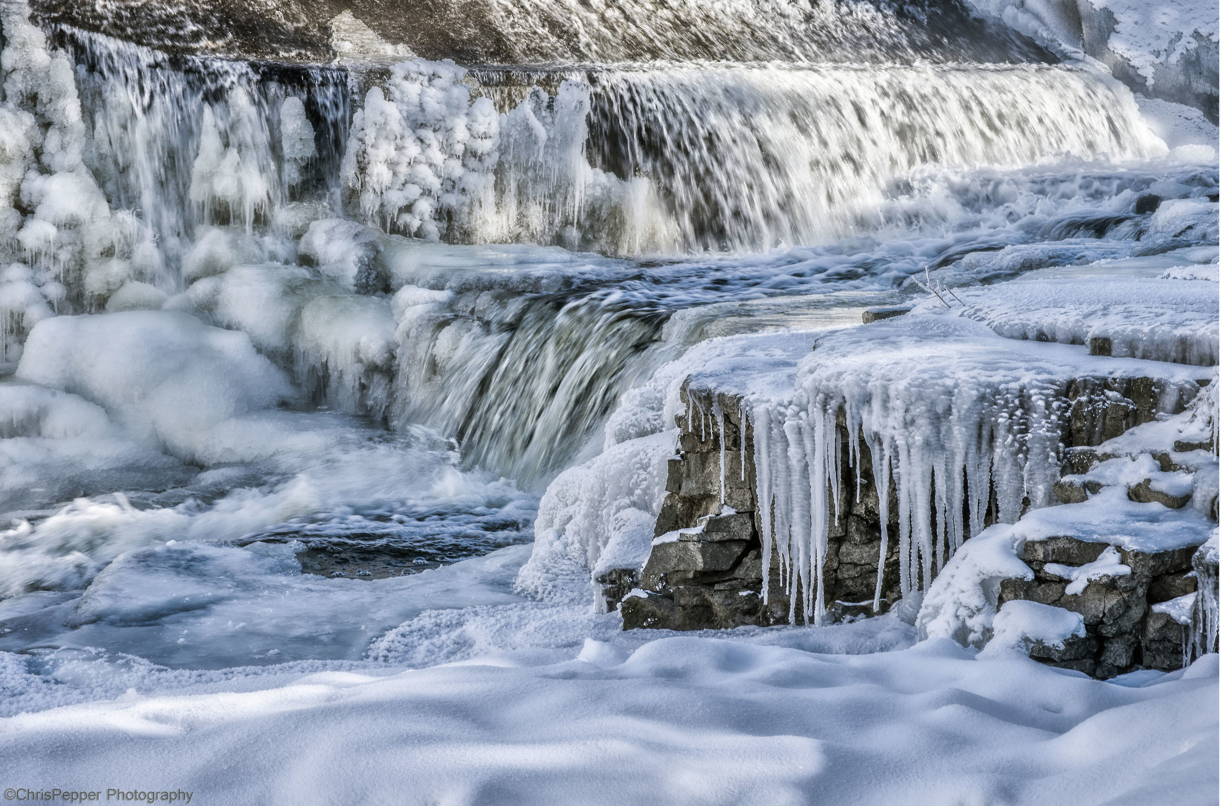 Ontario in Winter - Chris Pepper Photography