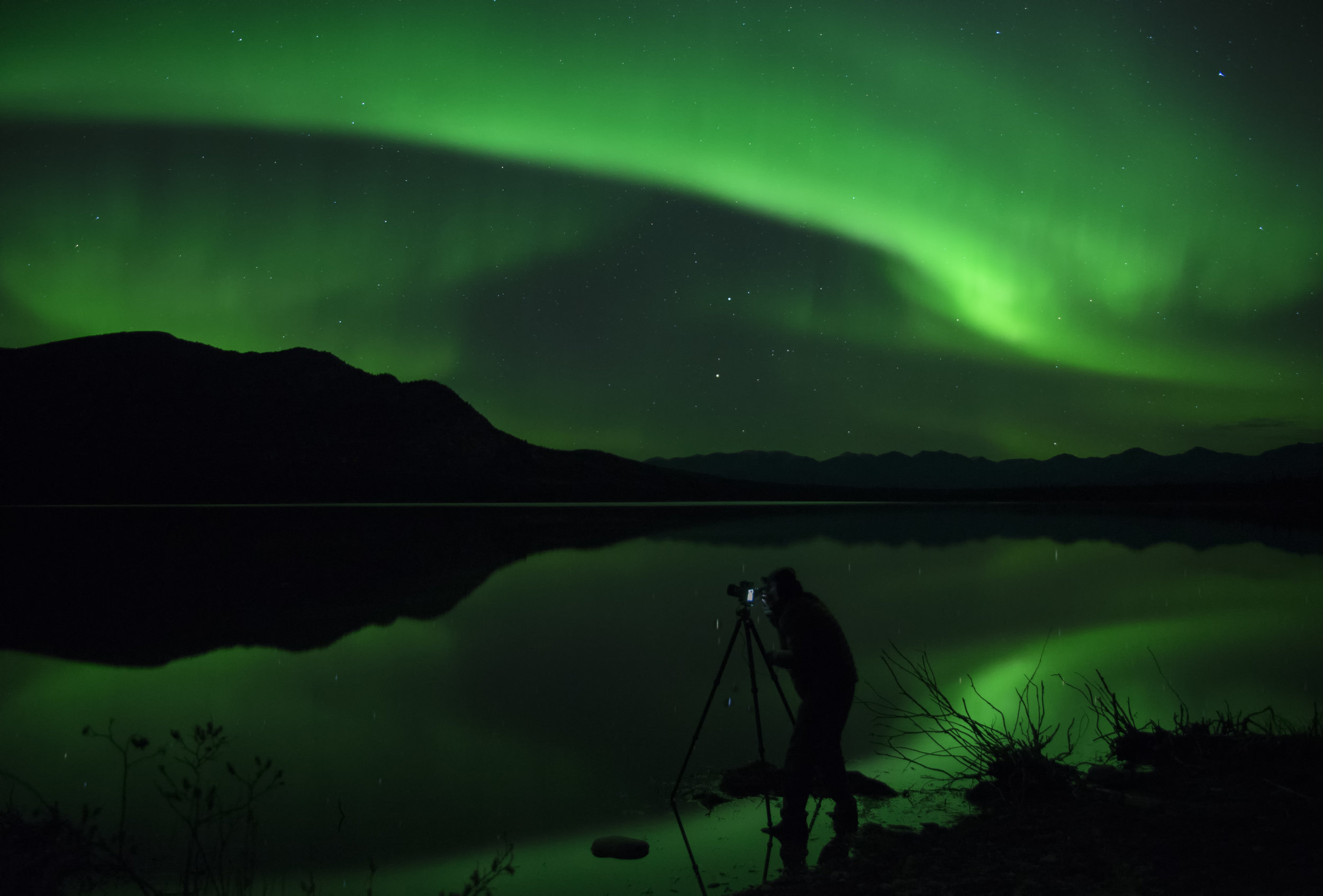 Northern Lights Aurora workshops North of 49 Photography