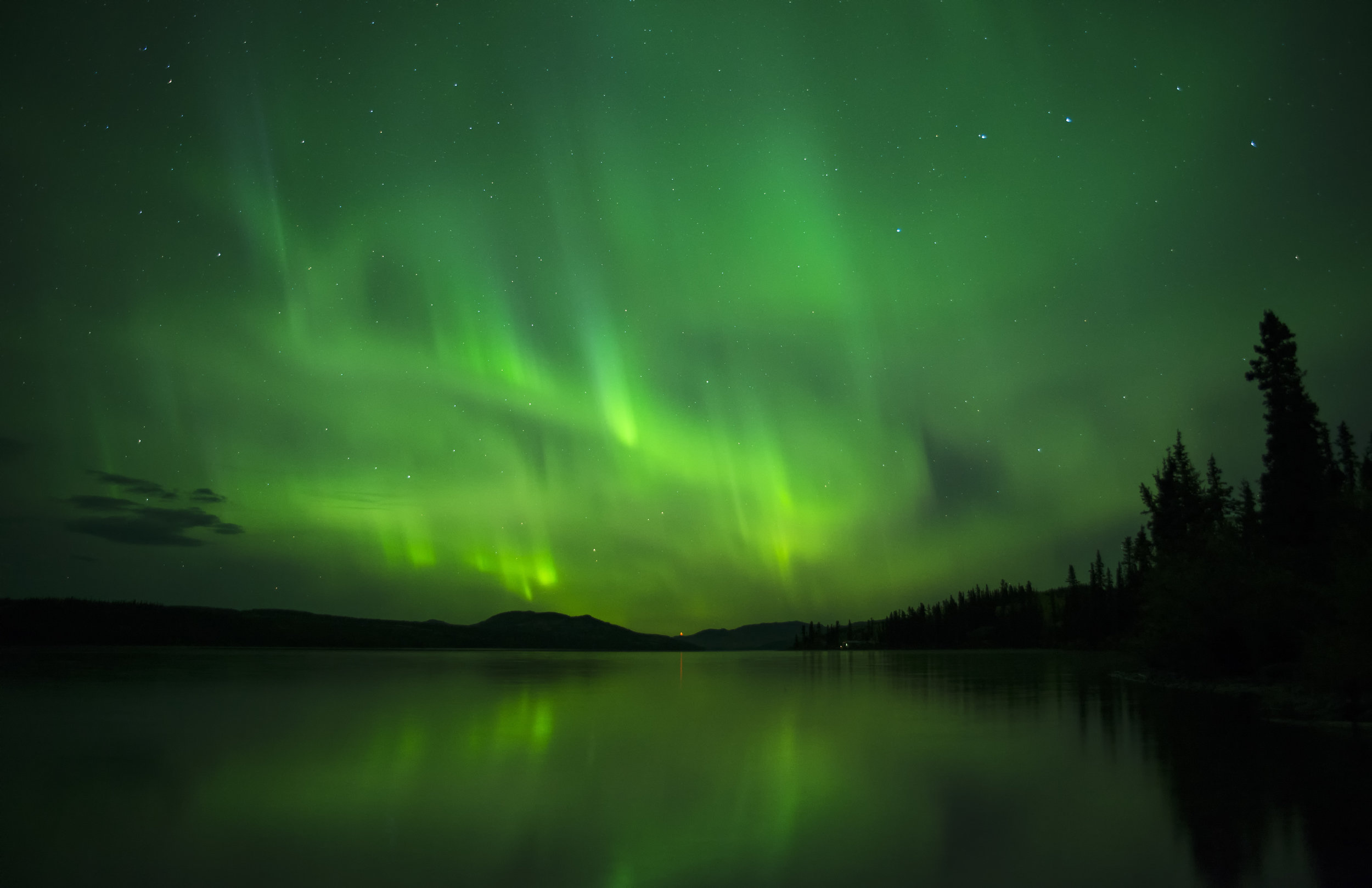 Aurora photography workshops in Canada