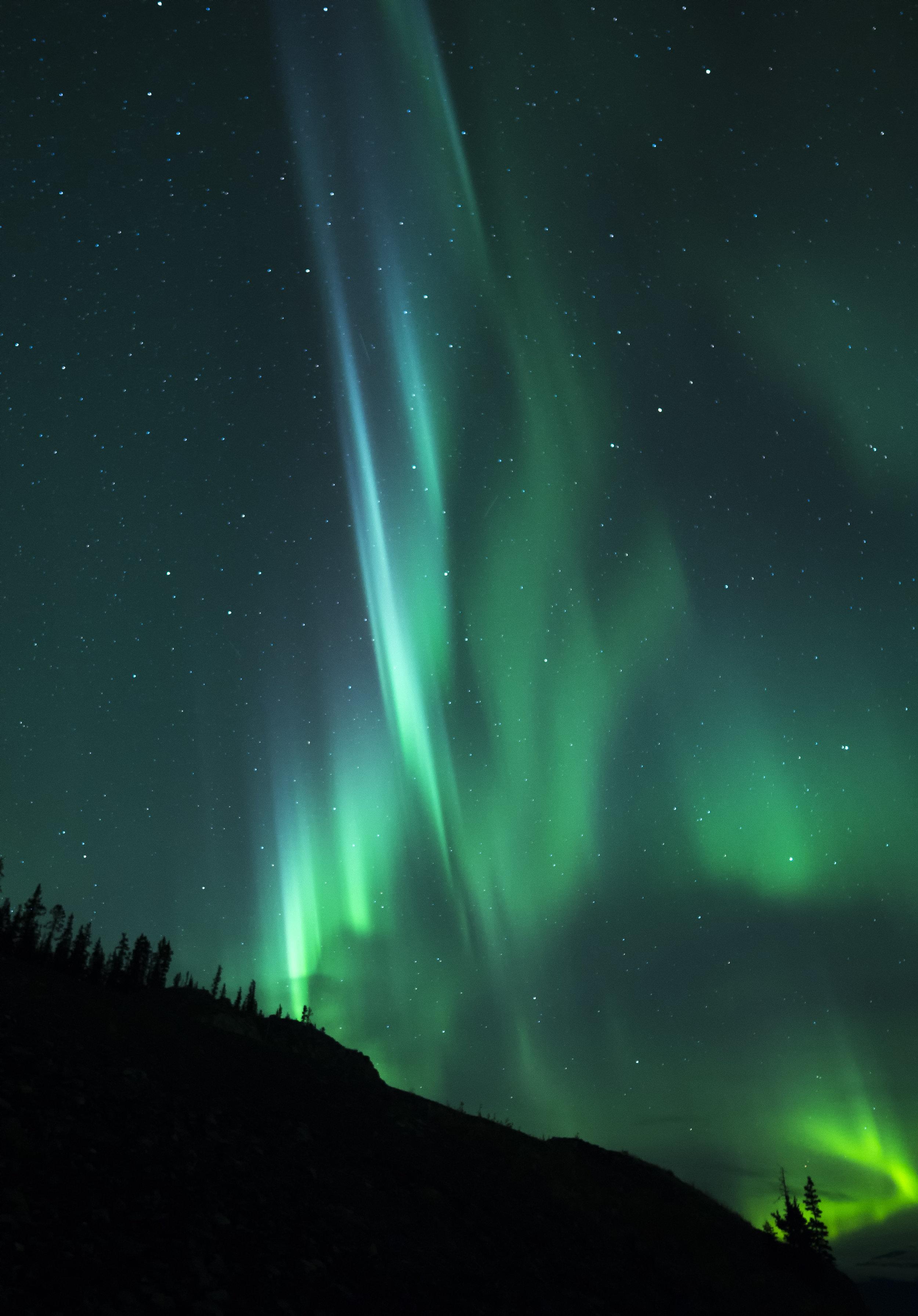 nice colour aurora northern lights photography workshop