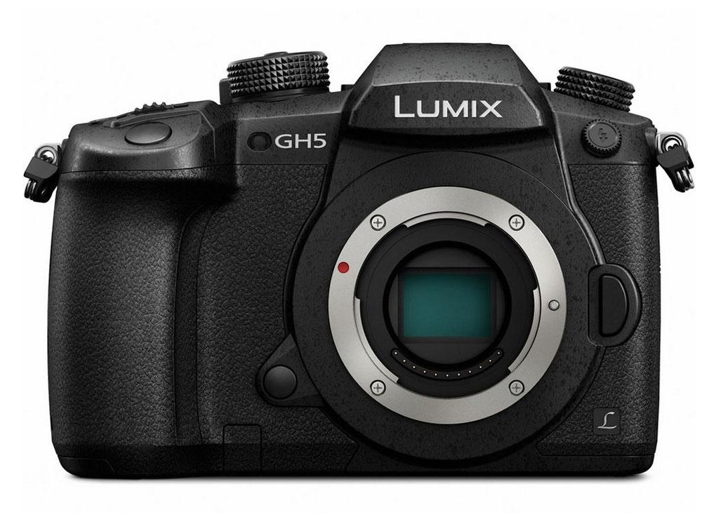Lumix GH5 -